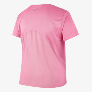 NIKE t-shirt W NK DRY MILER TOP SS PLUS