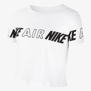 NIKE dječji t-shirt G NSW TEE CROP AIR TAPING