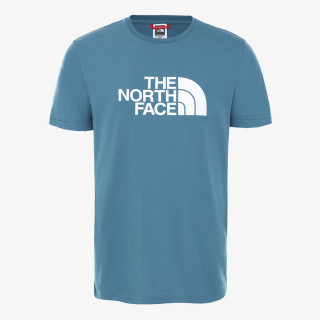 NORTH FACE t-shirt M S/S EASY TEE MALLARD BLUE