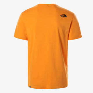 THE NORTH FACE t-shirt M S/S SIMPLE DOME TEE - EU