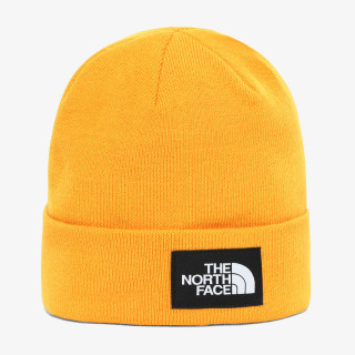 NORTH FACE beanie DOCKWKR RCYLD SUMMIT GOLD