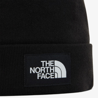 NORTH FACE beanie DOCKWKR RCYLD TNF BLACK