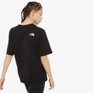 THE NORTH FACE t-shirt W BF EASY TEE