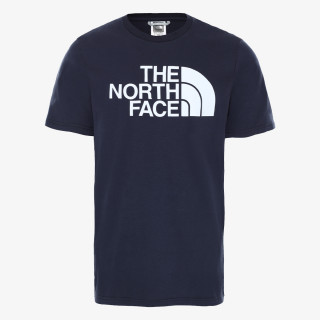 NORTH FACE t-shirt M S/S HD TEE AVIATOR NAVY