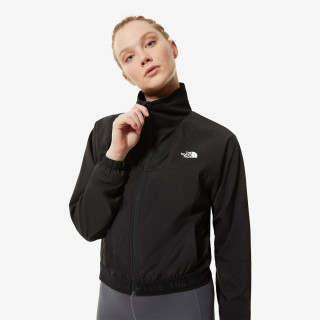 NORTH FACE jakna W TNL WIND TNF BLACK