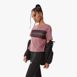 NORTH FACE t-shirt W TNL TEE MESA ROSE