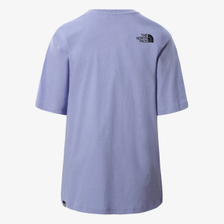 THE NORTH FACE t-shirt W BF FINE TEE