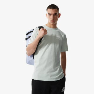THE NORTH FACE t-shirt M COORDINATES S/S TEE