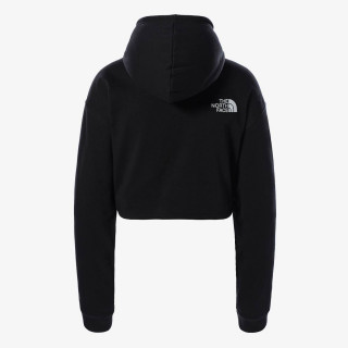 THE NORTH FACE majica s kapuljačom W LOGO CROP DROP