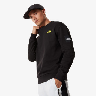 THE NORTH FACE majica bez kragne M BLACK BOX CREW FLEECE - EU