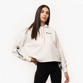 CHAMPION top Hooded Crop