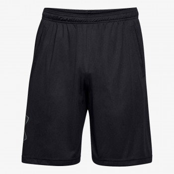 UNDER ARMOUR kratke hlače UA TECH GRAPHIC SHORT-BLK