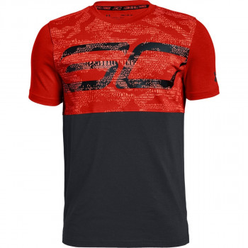 UNDER ARMOUR majica bez kragne SC30 KEY ITEM TEE