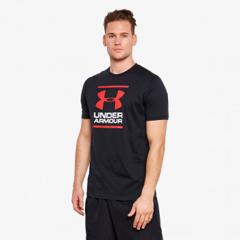 UNDER ARMOUR majica bez kragne GL FOUNDATION SS T