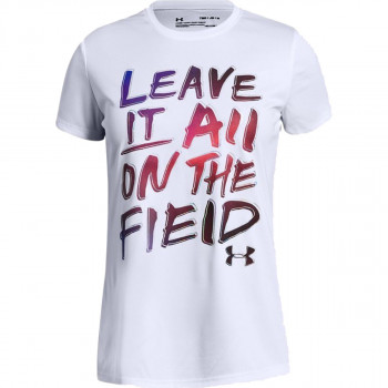 UNDER ARMOUR majica kratkih rukava LEAVE IT ON THE FIELD SS TEE