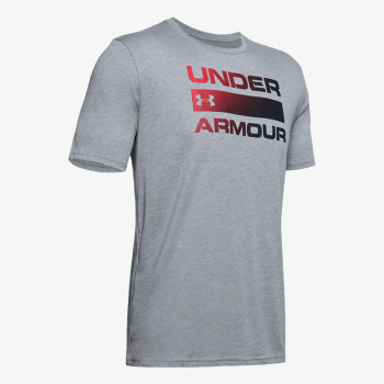 UNDER ARMOUR t-shirt UA TEAM ISSUE WORDMARK SS