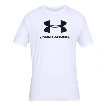 UNDER ARMOUR t-shirt SPORTSTYLE LOGO SS