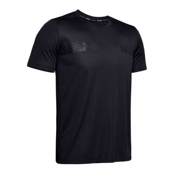 UNDER ARMOUR majica kratkih rukava RUN WARPED SHORTSLEEVE