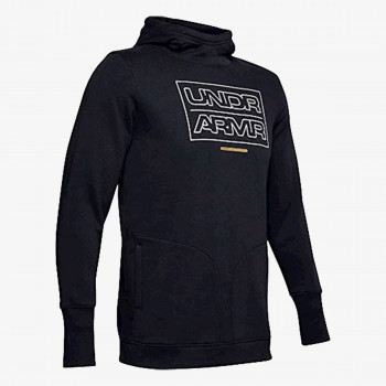 UNDER ARMOUR majica s kapuljačom BASELINE FLEECE