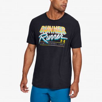 UNDER ARMOUR majica kratkih rukava RUNNER RUNNER SHORT SLEEVE