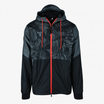 UNDER ARMOUR jakna PROJECT ROCK LEGACY WINDBREAKER