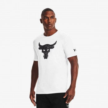 UNDER ARMOUR t-shirt PJT ROCK BRAHMA BULL SS