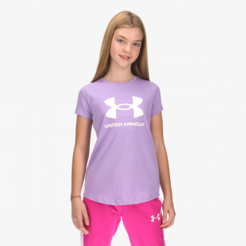 UNDER ARMOUR dječji t-shirt LIVE SPORTSTYLE GRAPHIC SS