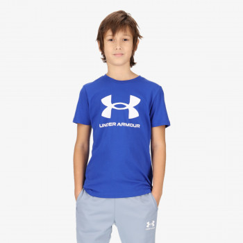 UNDER ARMOUR dječji t-shirt SPORTSTYLE LOGO SS