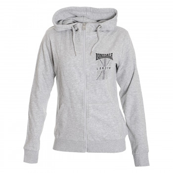LADY F19 FLAG FZ HOODY