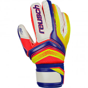 REUSCH golmanske rukavice SERATHOR SG BLUE/YELLOW