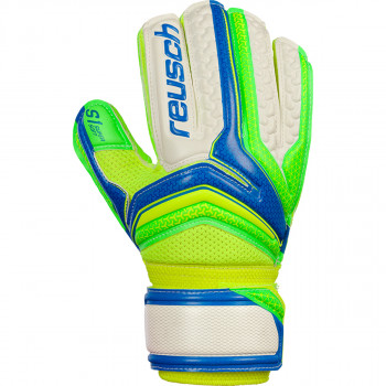 REUSCH golmanske rukavice SERATHOR S1 JUNIOR BLUE/GREEN