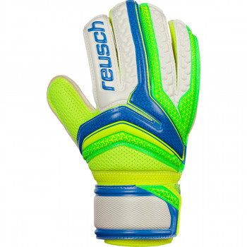REUSCH golmanske rukavice SERATHOR SG JUNIOR BLUE/GREEN