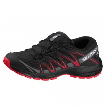 SALOMON dječje tenisice XA PRO 3D CSWP K BLACK/BK/HIGH RISK