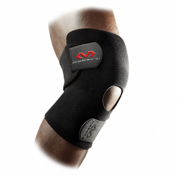MC DAVID fitness oprema KNEE WRAP OPEN PATELLA