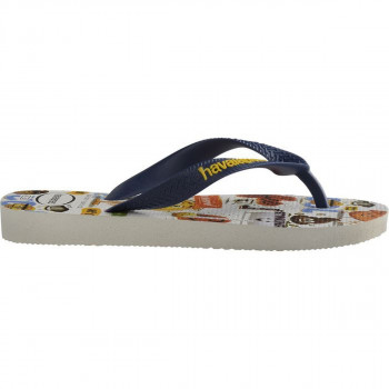 HAVAIANAS japanke KIDS EMOJI MOVIE WHITE