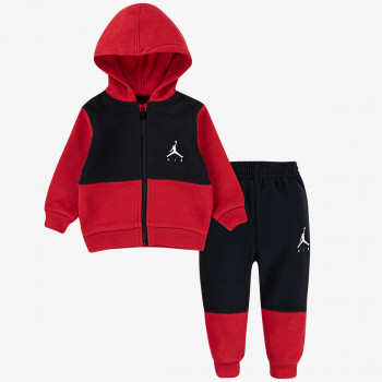 NIKE dječja trenirka JORDAN JDB JUMPMAN AIR FLEECE SET