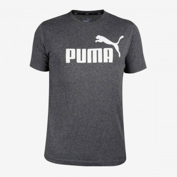PUMA t-shirt ESS+ Heather Tee Black Heather