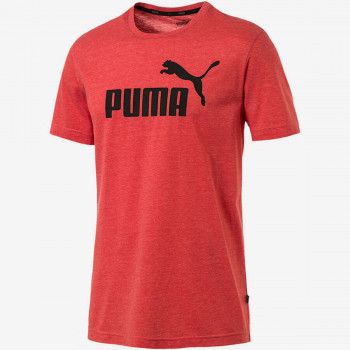 PUMA t-shirt ESS+ Heather Tee High Risk Red Heather