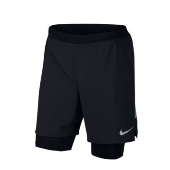 NIKE shorts M NK DSTNCE 2IN1 7IN