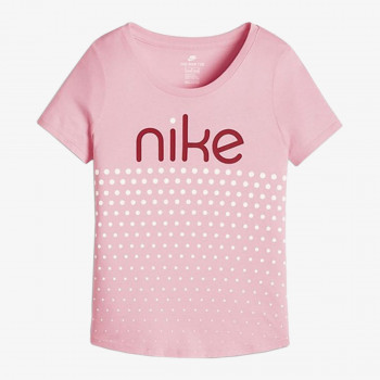 NIKE t-shirt G NSW TEE SCOOP DOT