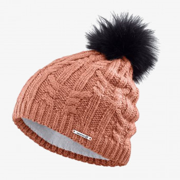 SALOMON beanie IVY BRICK DUST