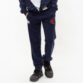 CHAMPION dječji hlače CUFF BOYS ALL OVER RIB CUFF PANTS