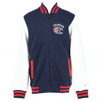 URBAN LOGO COLLEGE FULL ZIP