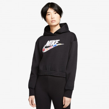 NIKE majica s kapuljačom ICON CLASH FLEECE