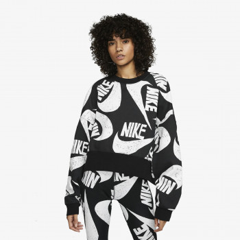 NIKE majica dugih rukava ICON CLASH FLEECE