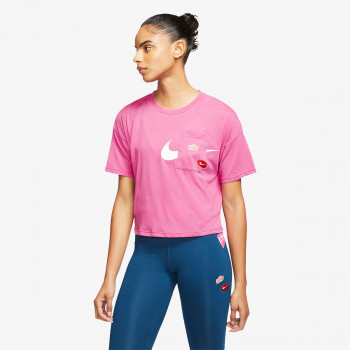 NIKE t-shirt W NK S/S TOP GX ICNCLSH WOW