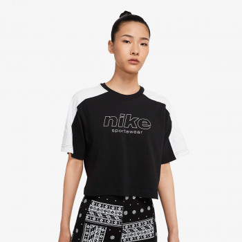 NIKE t-shirt W NSW TOP SS ARCHIVE RMX