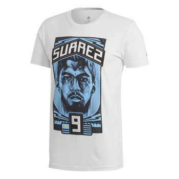 adidas t-shirt SUAREZ GRAPHIC