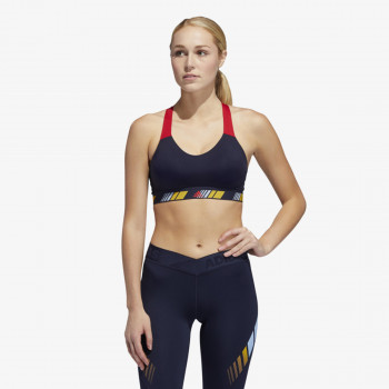 ADIDAS grudnjak STRONGER FOR IT MOTO