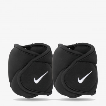NIKE  fitness oprema ANKLE WEIGHTS 2.5 LB/1.1 KG EACH BL